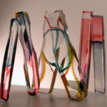4_Christine_Barney_Spin_Glass_9 in. H x 10.5 in. W. x 9.5 in. D.
