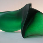 7_Christine_Barney_Seedpod_Glass_10.25 in. H x 20 in. W. x 9.5 in. D.