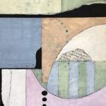 Francesca_Azzara_Between the Lines_encaustic on panel_15x20