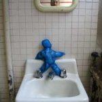 Blue Doll & Me