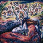 Ann_Hjelle_Night Visionary_PastelCharcoal_31x38