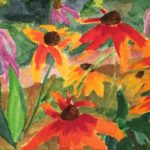 Deirdre_Kennedy_Catherines Garden_Watercolor_10x5