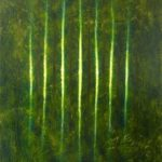 William_Stamos_Lush Life_oil & acrylic on canvas_28x22