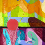 beatrice_Mady_Absolute Zero_Oil on canvas_ 44x30 inches