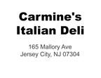 Carmine's Italian Deli Sponsor