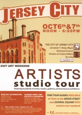 2007 Jersey City Artists' Studio Tour: Kick-Off Celebration and Reception