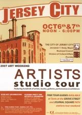 2007 Jersey City Artists' Studio Tour: Kick-Off Celebration and Reception