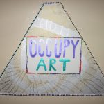 Occupy Art drawing