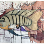 Cheryl_Gross_Fish1_Mixed_Media_Paper_22X30_
