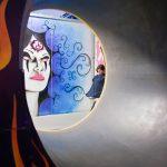 """Tunnel Girl"" 2009 Archival Pigment Print 20x13"""