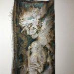 McKennaAndrea__Filtering-Whispers__Acrylic-on-Limestone-Plaster-on-burlap_20_x40__2018