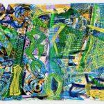 Andrea_Epstein_Broken Vessels 8_Monoprint_30X40