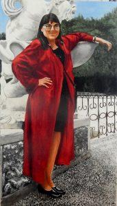 Red Coat, Oil