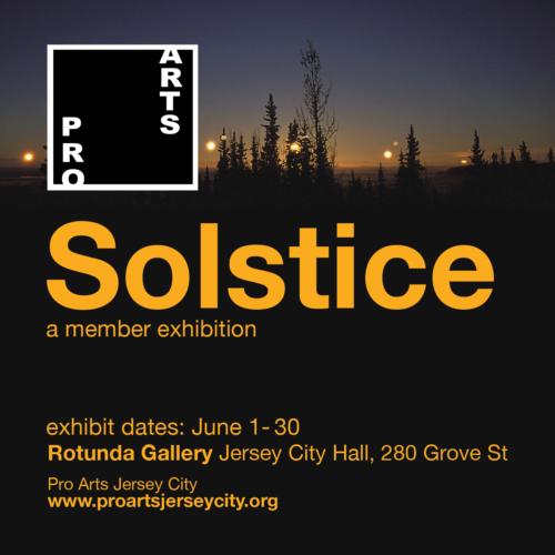 Solstice – Member exhibition 2017