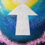 Jason_Coletta_Hope Symbolic 2017_acrylic mixed media on canvas_30x40 inches