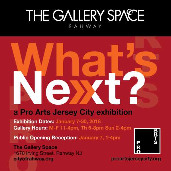 What's Next? Members exhibition 2018