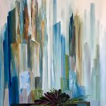 Jacqueline_Firmo Falconi_The City That Never Sleeps 4_Oil on canvas_36x48 in