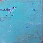 paul-federico-blue-jay-oil & latex 24x24