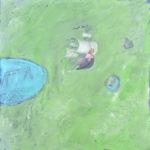 paul-federico-we-re-outta-here-oil & latex 24x24