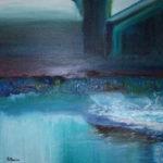 Haze-oil on canvas-24x24