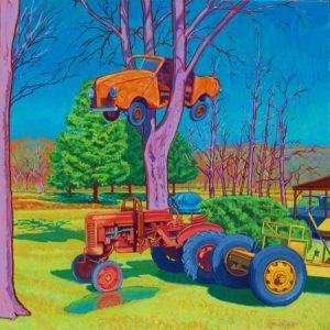 Image3_Walker_A_Car-In-Tree