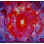Monika_kalra_Dive in Divinity_oil on canvas_24*18