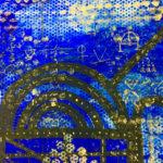 Sunny_Chapman_ Arc 3_acrylic on paper_22x30
