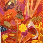 Sunny_Chapman_Vivid Vista 1_Acrylic with collage_28x40
