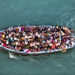 Boat Loaded with Pilgrims