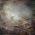 RM_Cimini_SepiaSky_Oil on Canvas_48 x 60