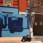 Elliot_Appel_Blue Drive By_Acrylic_ 11_x14_