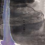 Suzan_Globus_FUJI_acrylic on canvas_72x48