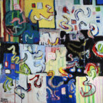avid_Giles_Leviathan_acrylic and collage_36x36
