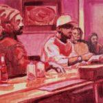 Francisco_Silva__Barrier__Oil-on-canvas_14_x11_