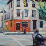 Franicsco_Silva__Sunday-Morning-Ritual__Oil-on-canvas_16_x20_