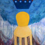 Karen_Starrett_Throne of Solitude_acrylic on canvas_36x30