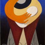 Karen_Starrett_To Know Love_acrylic on canvas_40x30