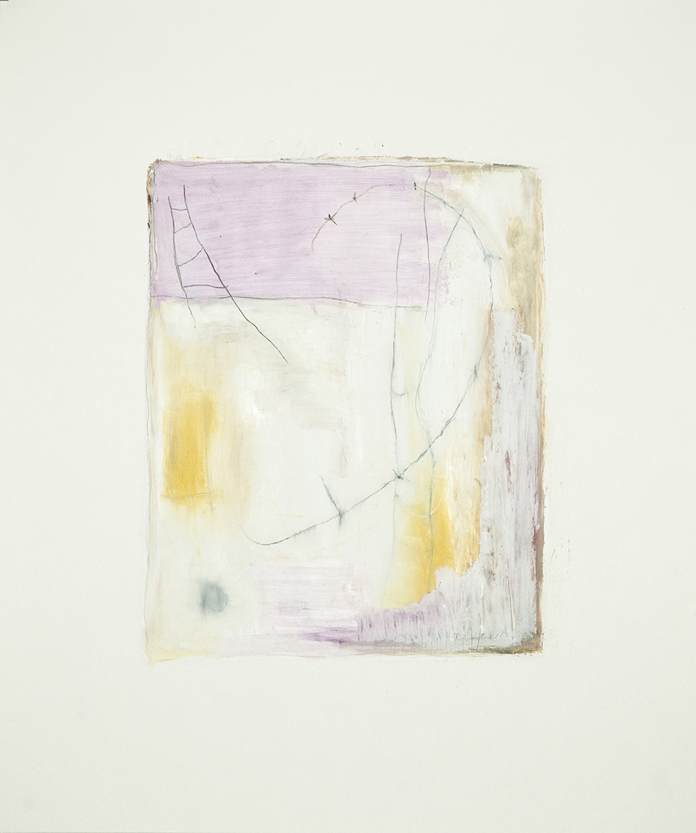 Salvati_Vincent_Mea Culpa #15_Oil Pastel on Paper_17x14